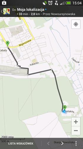 Google GPS