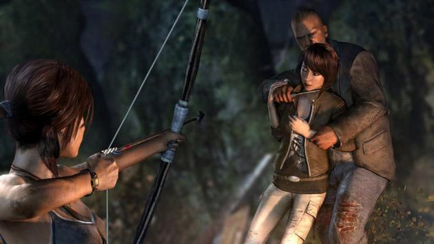 Tomb Raider - obrazek z gry