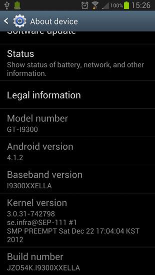 Nowy, zaktualizowany system w Samsungu