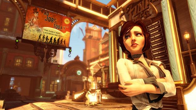 Bioshock Infinite - obrazek