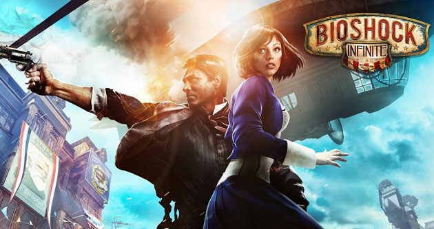 Bioshock screen z gry