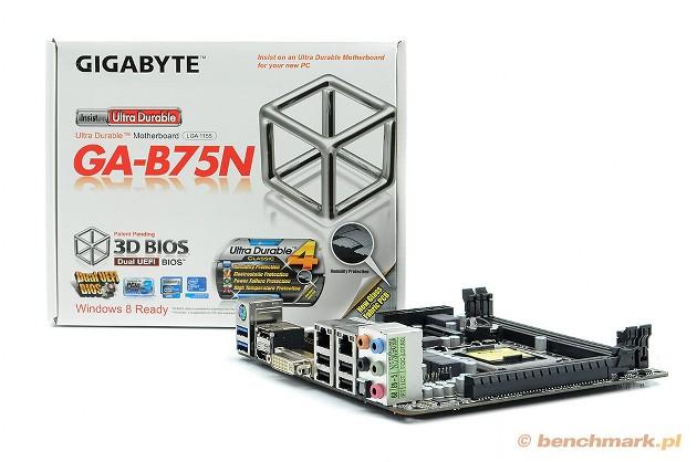 Płyta głowna Gigabyte GA-B75N