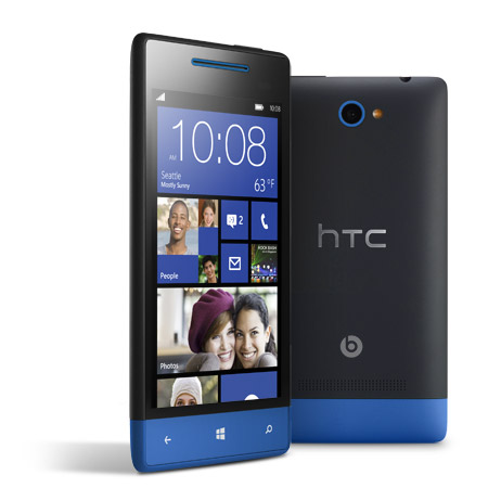 HTC 8S z Windows Phone 8
