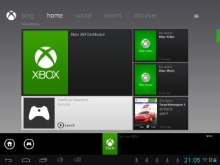Smartglass na smartfona i Xbox 360