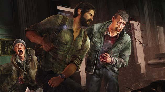 The Last Of Us - ucieczka przed mutantami