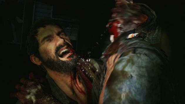 The Last Of Us - screen z gry