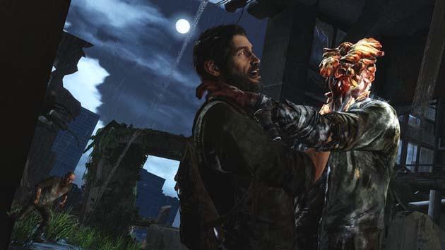 The Last Of Us - zarażenie grzybem