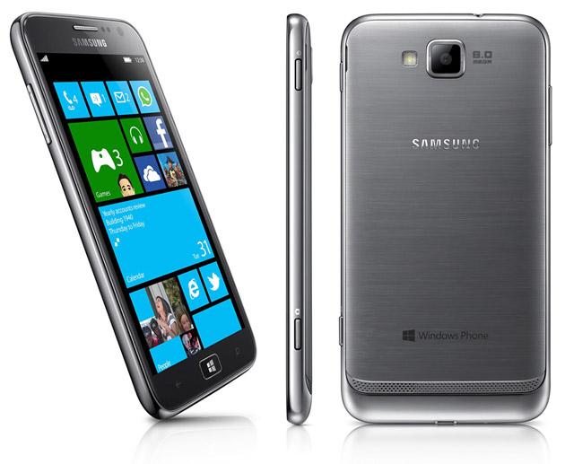 Samsung Ative S