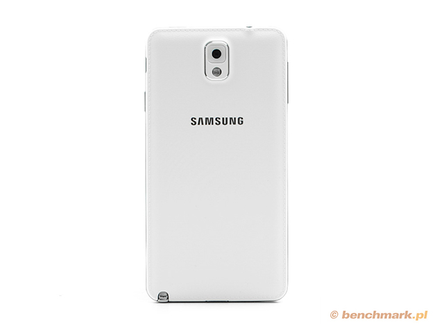 Samsung Galaxy Note 3 tył