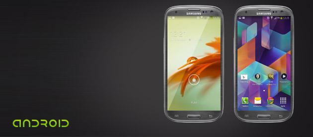 Odblokowywanie ekranu w telefonach Samsung