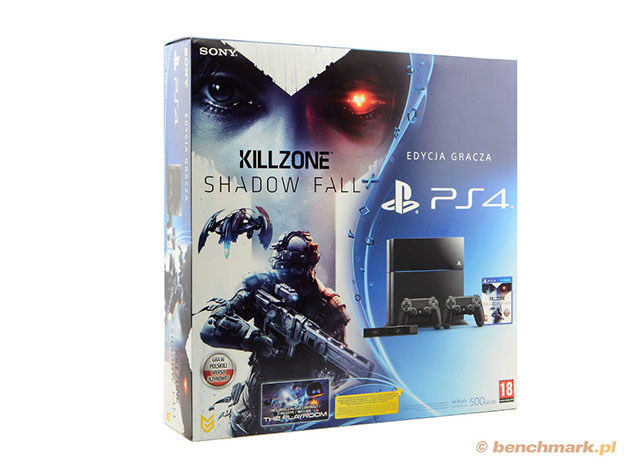 Playstation 4 Killzone