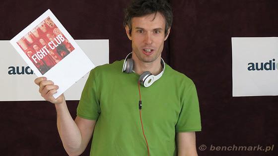 Marcin Beme Audioteka.pl