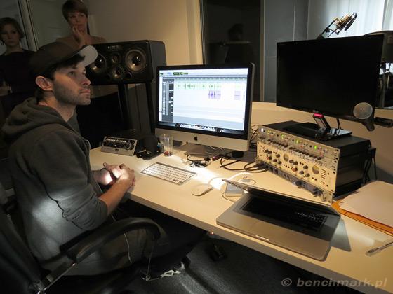 Audioteka.pl studio nagraniowe sprzęt