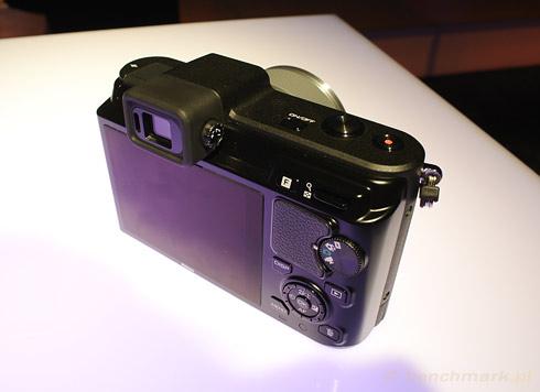 Nikon 1 V1 tył