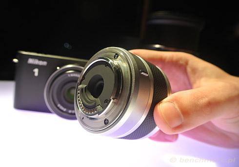 1 Nikkor VR 10 - 30 mm