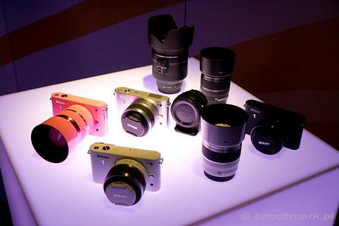 Nikon 1 J1 obiektywy