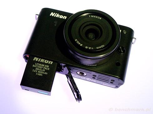 Nikon 1 J1 EN-EL20