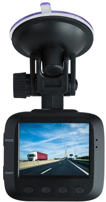 Genius DVR-535 wideorejestrator ekran