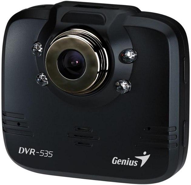 Genius DVR-535 wideorejestrator kamera