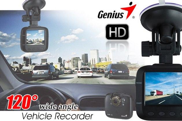 Genius DVR-535 wideorejestrator