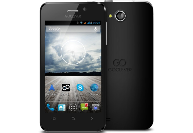 Goclever QUANTUM 4 smartfon