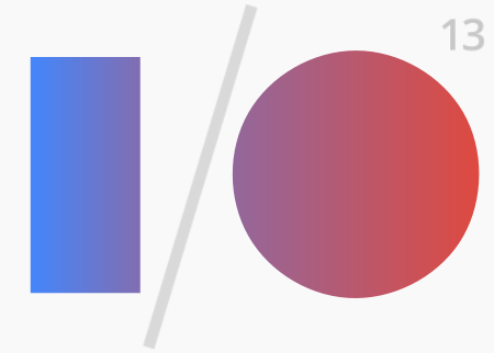 google I/O 2013 logo konferencja san francisko