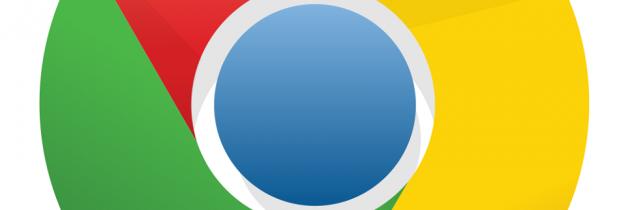 google chrome logo przeglądarka
