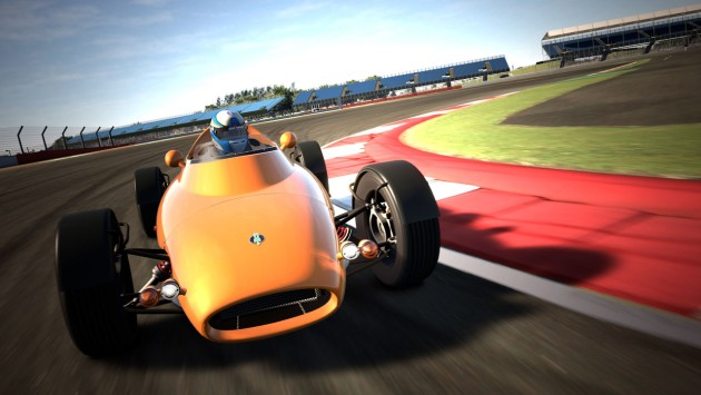Gran Turismo 6 gra gameplay