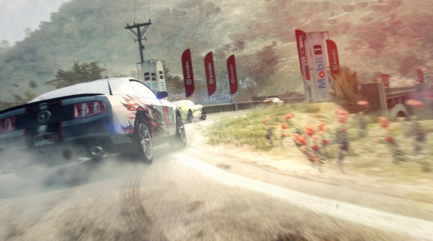 GRID 2 gra gameplay