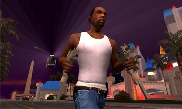 GTA: San Andreas Windows Phone