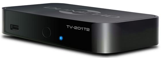 HDI Dune HD TV-201 odtwarzacz przód