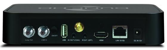 HDI Dune HD TV-201 odtwarzacz tył