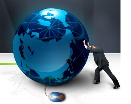 internet limity sieć bezprzewodowa mobilna przewodowa kula ziemska