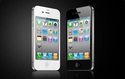 iPhone 4 vs 4S smartfony specyfikacje