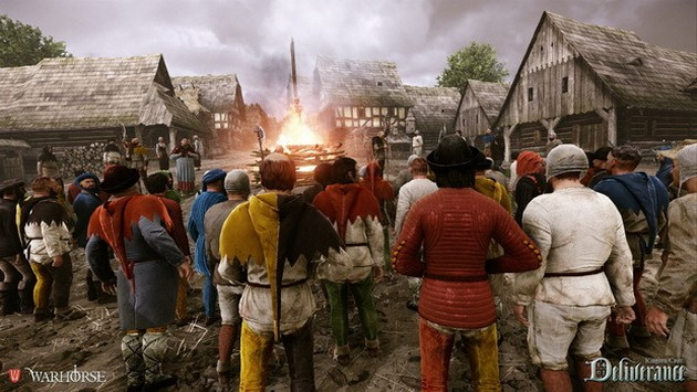 Kingdom Come: Deliverance ludzie