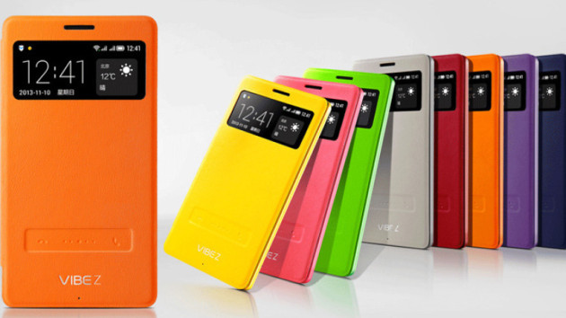 Lenovo Vibe Z smartfon pokrowiec