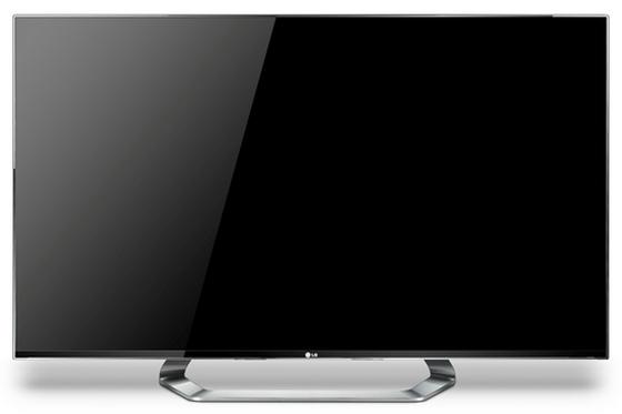 LG 84LM9600 telewizor przód