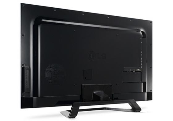 LG 84LM9600 telewizor tył