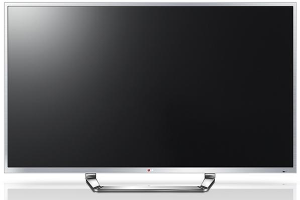 LG LA9700 telewizor wygląd