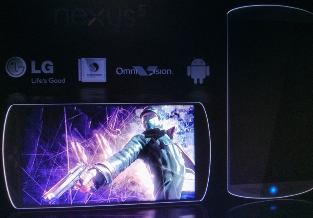LG Nexus 5 smartfon przecieki