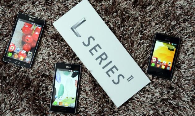 LG Swift L smartfony nowa generacja