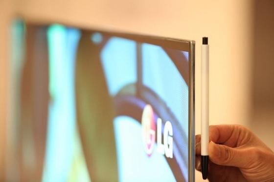 OLED TV - zaledwie 5 mm grubości