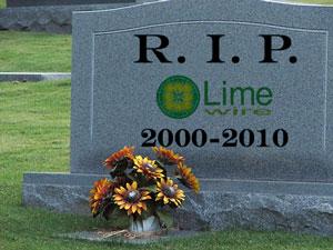 limewire pogrzebane