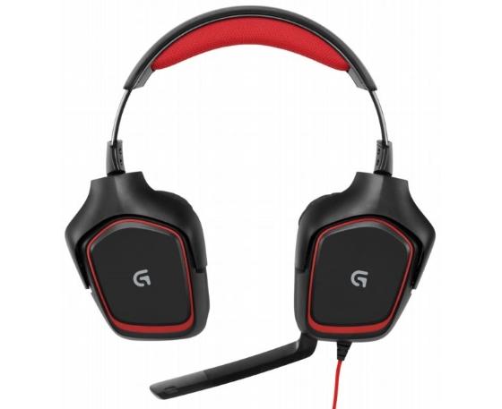 Logitech G230 słuchawki wygląd