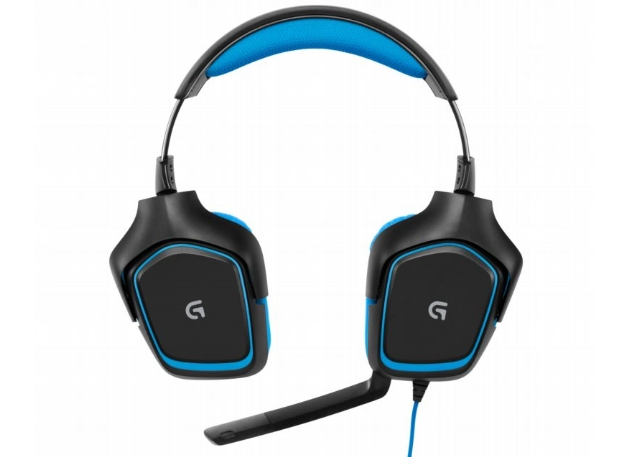 Logitech G430 słuchawki wygląd