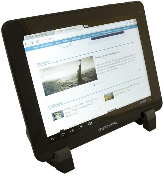 Manta MID9701 MID9702 tablet podstawka