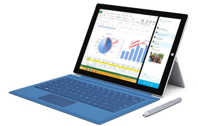 Microsoft Surface Pro 3 tablet premiera