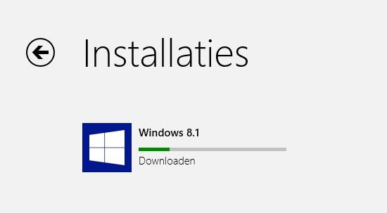 windows 8.1 instalacja aktualizacji