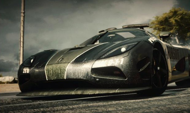 Need For Speed: Rivals gra premiera