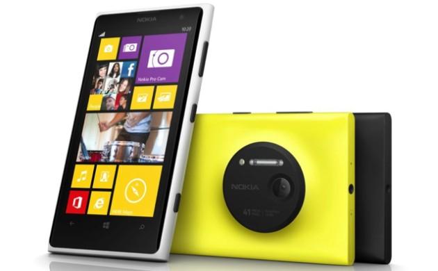 Nokia Lumia 1020 smartfon w pełnej krasie